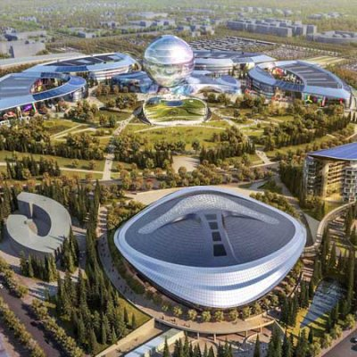 ASTANA : l'exposition internationale 2017 aura pour thème l'énergie du futur