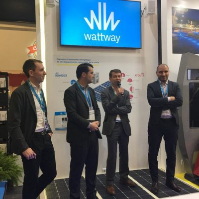 COLAS LAUNCHES THE MARKETING OF WATTWAY PACK, THE FIRST APPLICATION OF PHOTOVOLTAIC ROAD SURFACING.